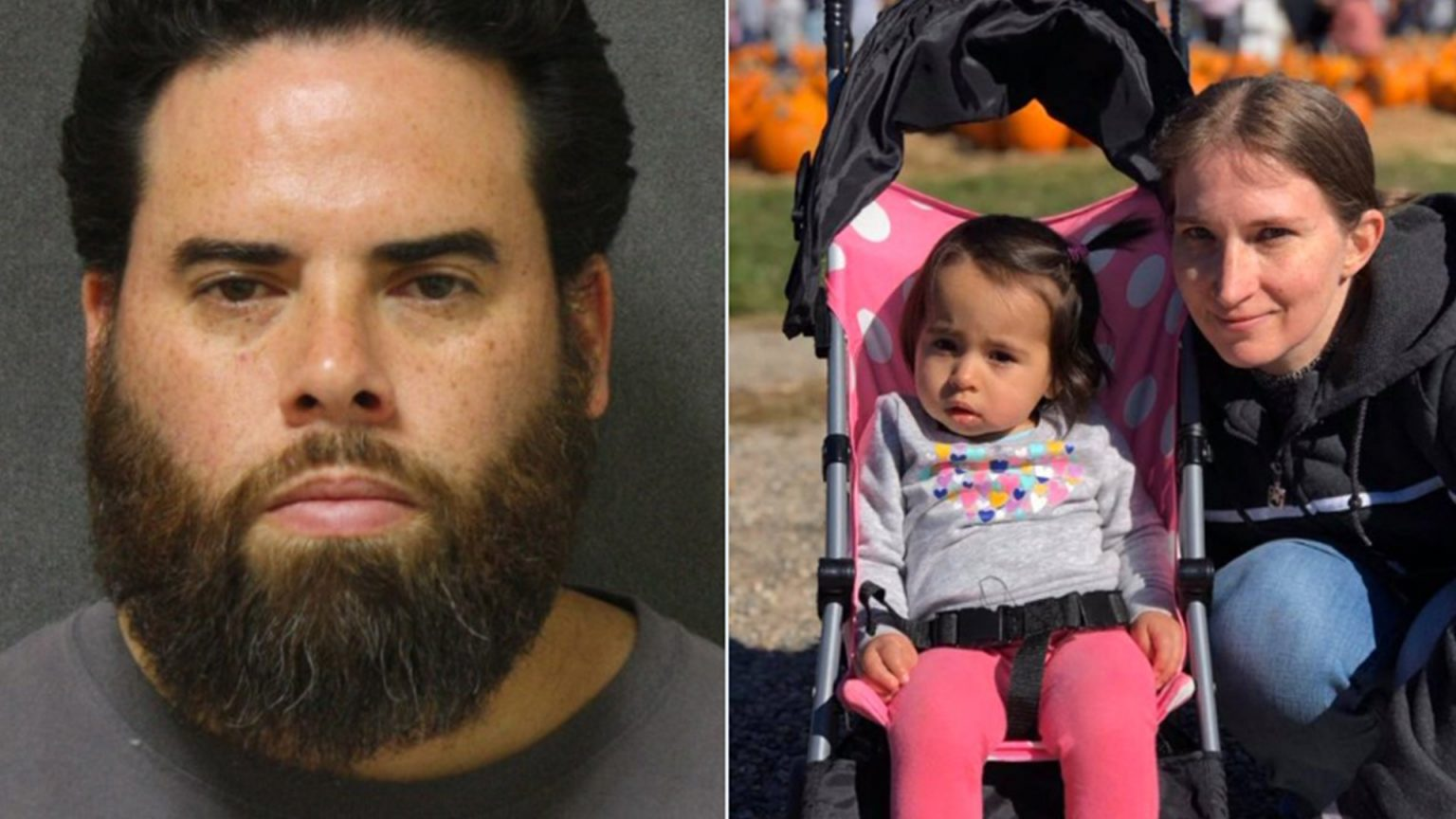 Amber Alert over missing toddler. Now the felon father is charged with murdering the mom.