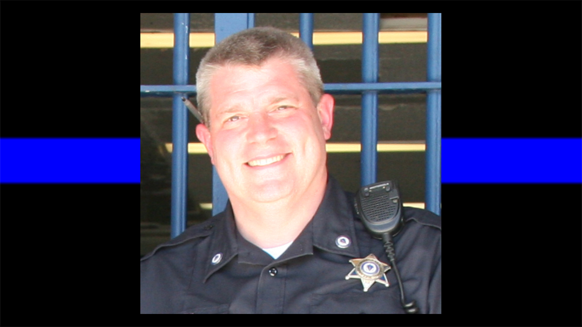 """Middlesex Sheriff's Office (MSO) Correction Officer Christopher """"Chris"""" Acres died unexpectedly on Jan. 28."""