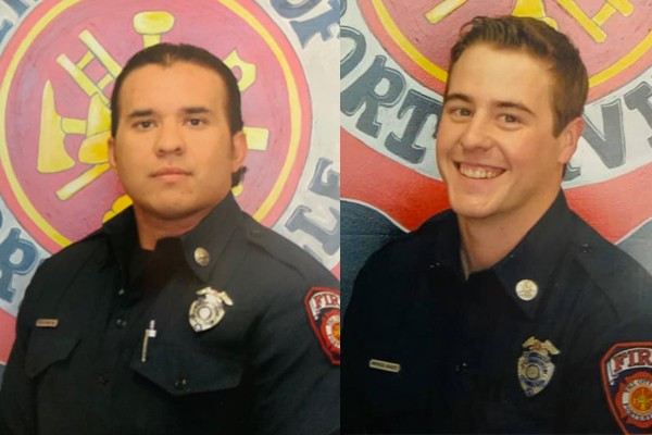 Two firefighters killed in massive blaze in California. Now two 13-year-olds are charged in their deaths.