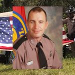 """A Florida State Trooper was murdered.  A reporter covering the funeral said """"it was a waste of my day""""."""