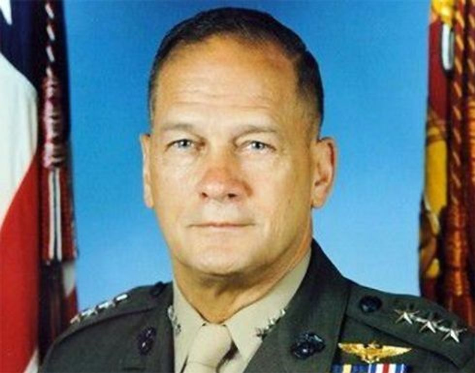 """After a lengthy battle with cancer, heroic Marine Corps veteran Lt. General Charles """"Chuck"""" Pitman Sr. passed away on February 13th, according to members of his family."""