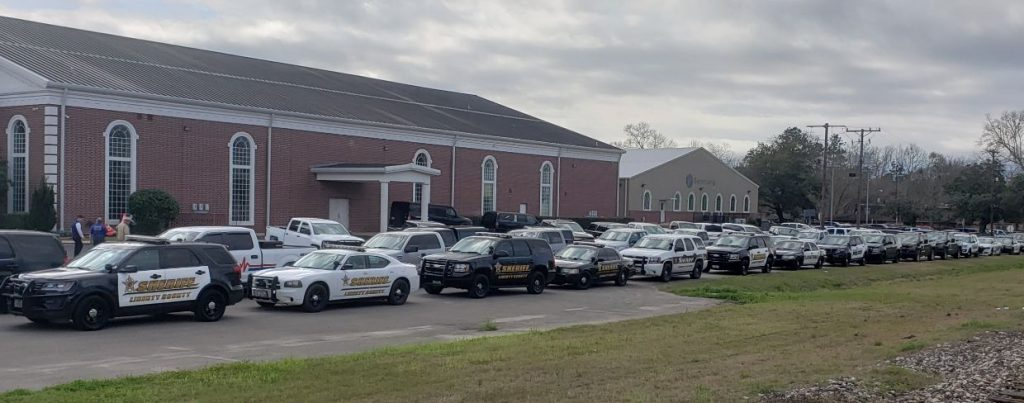 Funeral procession for beloved deputy brings out first responders of all industries