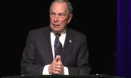 """Bloomberg's old comments on """"stop and frisk"""": """"We stop whites too much and minorities too little."""""""