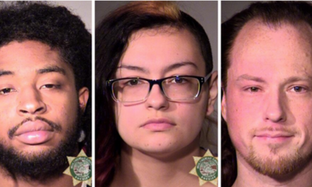 Three Antifa members arrested after weekend of violent attacks and anarchy