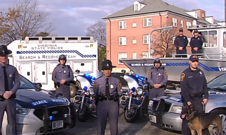 Police in Virginia aren't coming for your guns.  They just aren't allowed to tell you that.