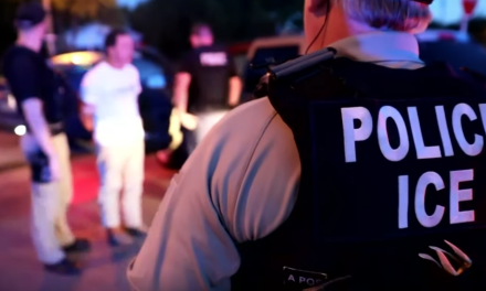 "Texas police work with ICE on ""road work"" campaign.  Bust more than 60 illegal immigrants."