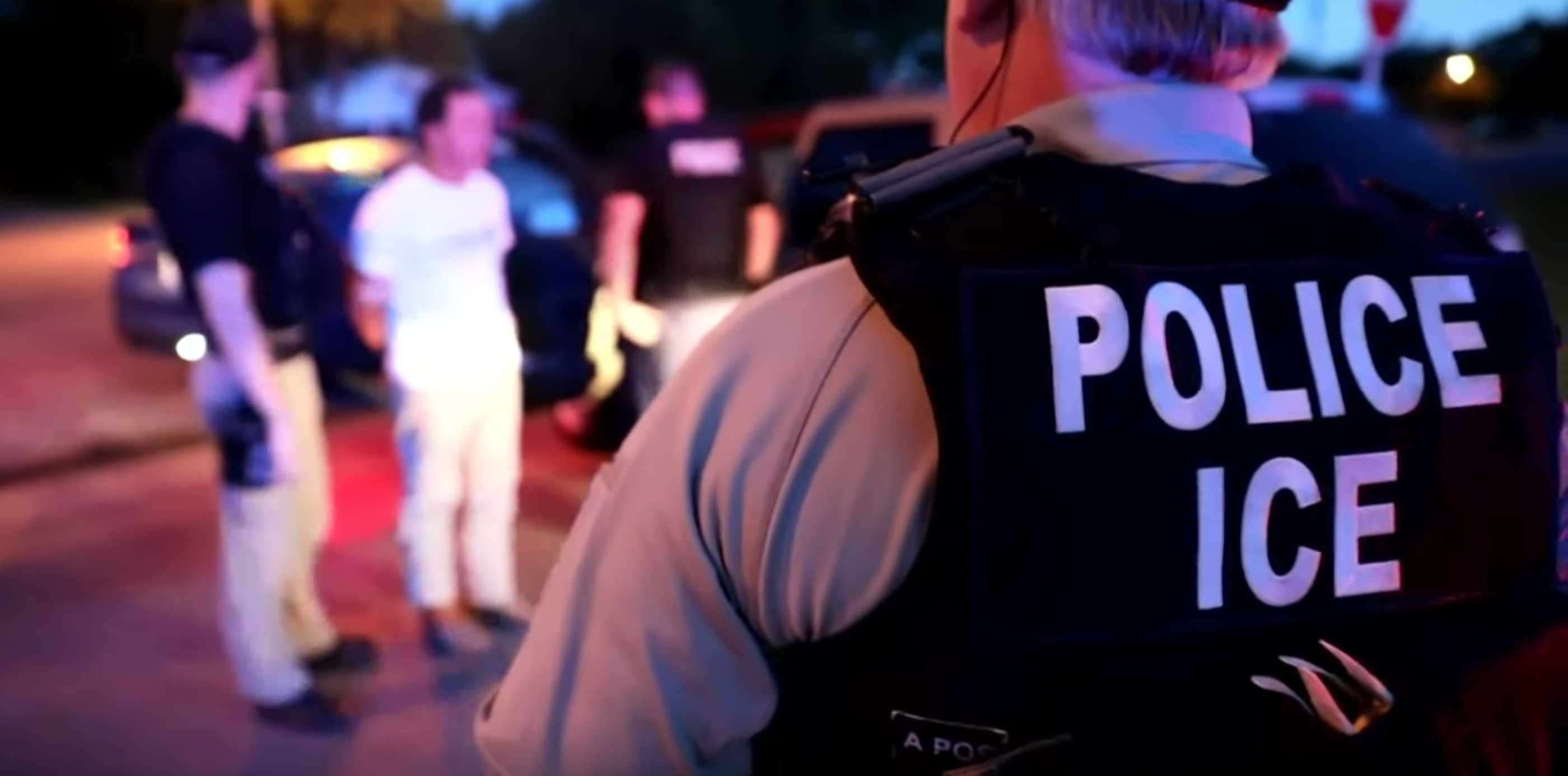 """Texas police work with ICE on """"road work"""" campaign. Bust more than 60 illegal immigrants."""