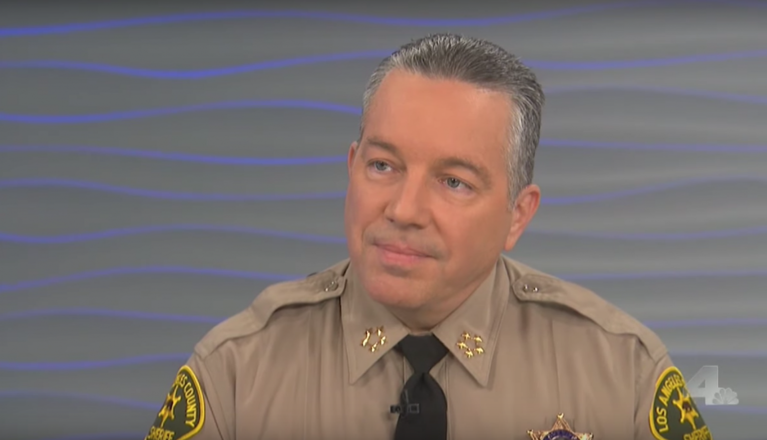 Los Angeles Sheriff shows he's more concerned with protecting illegal immigrants than citizens