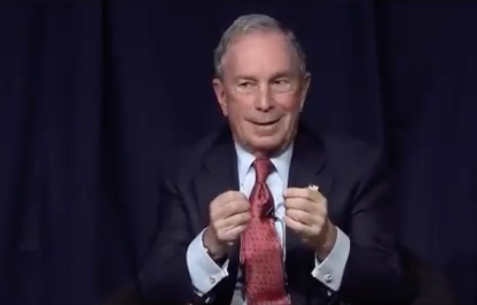 "Bloomberg insults farmers, says their brains need more ""grey matter"" to work in the information economy"