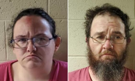 Arkansas couple arrested after deputies find 3-year-old girl dead. Then we looked at their social media.