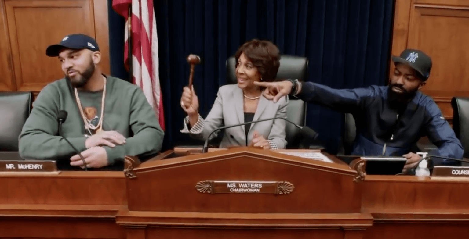 Unhinged: Maxine Waters said Bloods and Crips gangs have more integrity than President Trump