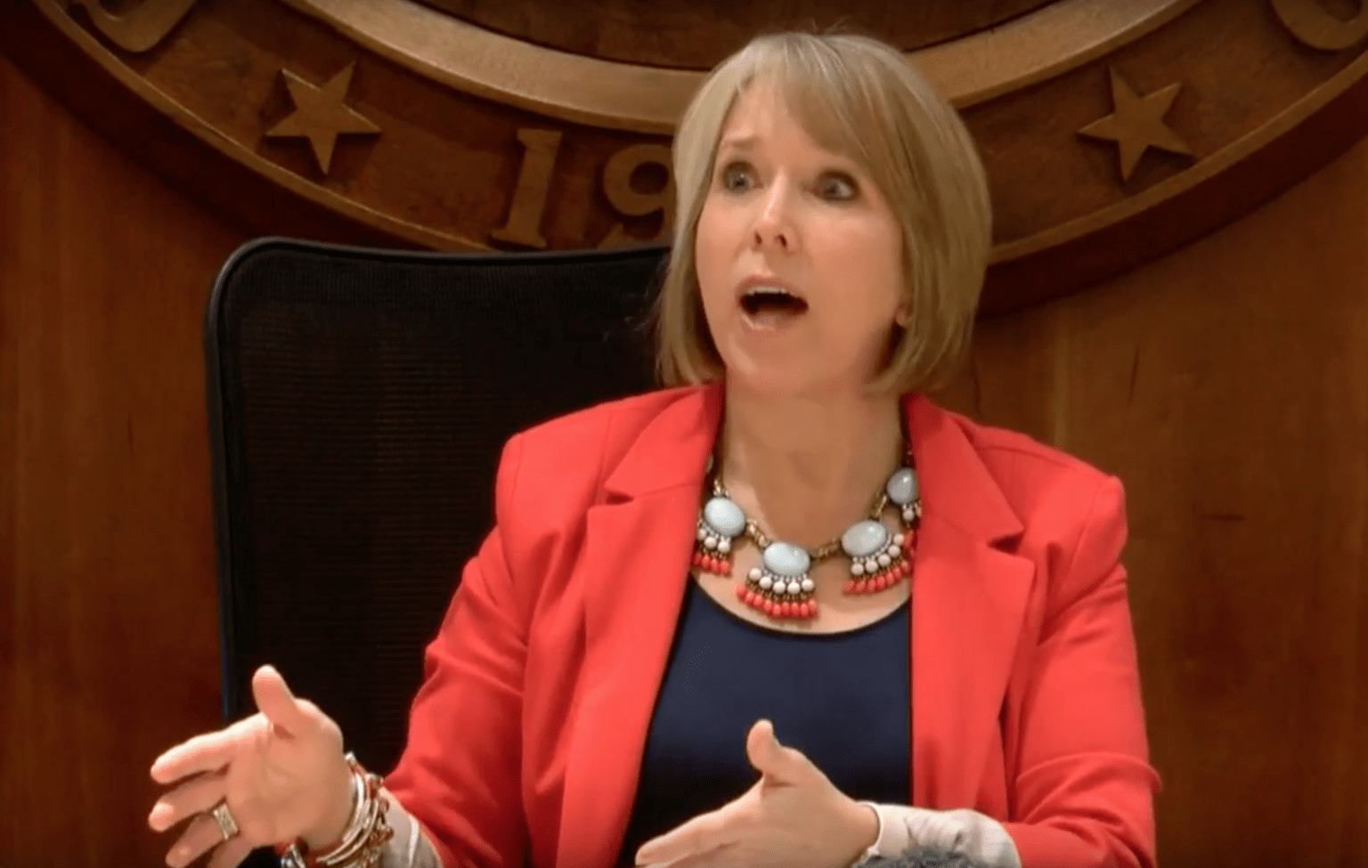 New Mexico governor to police against red flag laws: 'they should resign'