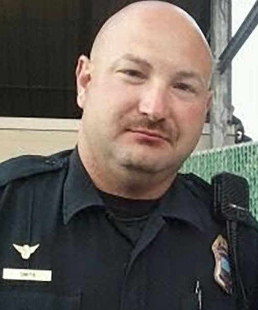 Officer Down: He was a husband and father of two. And he always wanted to serve and protect.