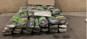 CBP seizes more than M worth of meth hidden in broccoli. But there's no threat at the border, right?