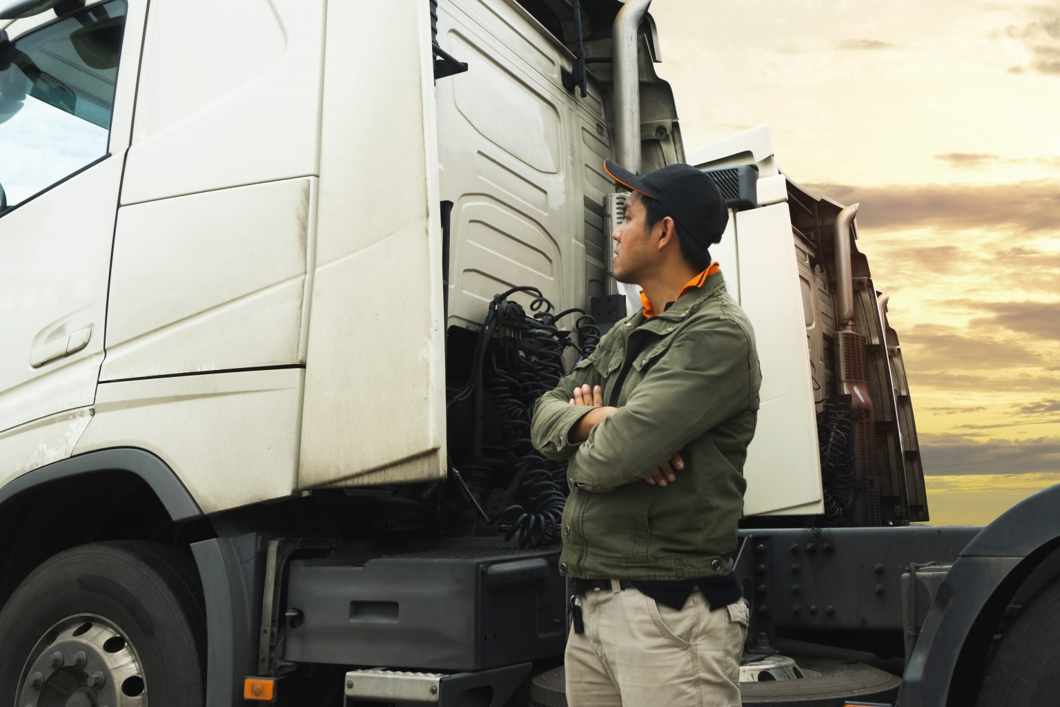With fewer police out patrolling, truckers fighting for their rights to carry firearms for self defense