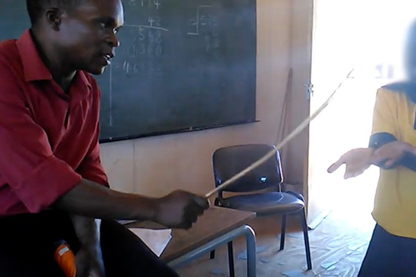 Detroit mans mission to stop corporal punishment in Texas
