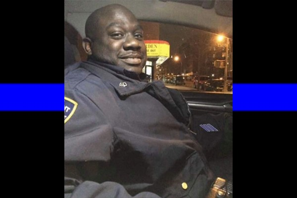 NYPD loses its first officer to COVID-19. Police say 11% of the department is out sick.
