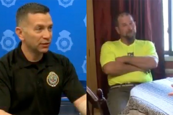 Heroes: Former wrestler and off-duty deputy police chief take out active shooter in Nebraska
