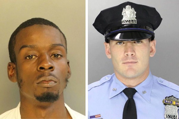 Philadelphia DA drops charges for wannabe cop-killer. Guess who ended up back in jail?