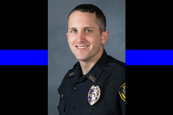 Officer down: Here's the hero - and dad - killed trying to stop an active shooter this week
