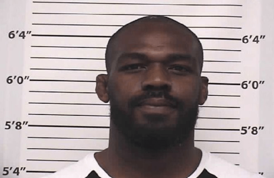 "Police arrest UFC fighter Jon Jones for DWI and discharge of a firearm. Source: ""He was beyond hammered."""