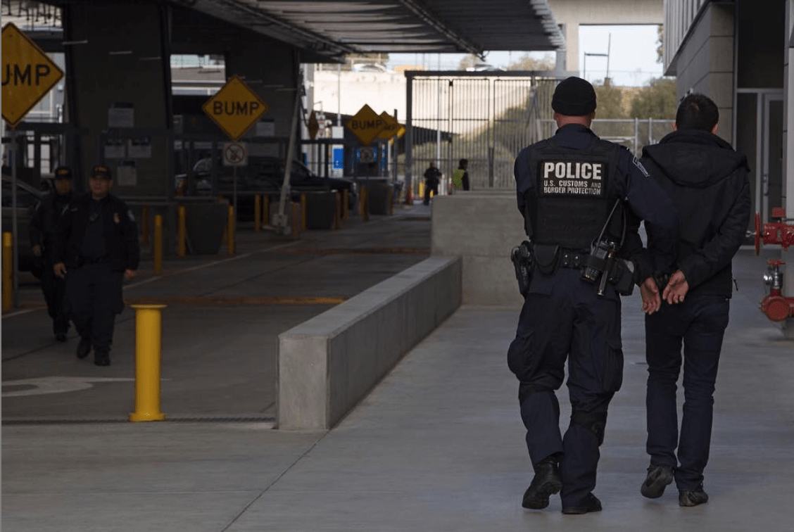 Lost in the news: Texas Border Patrol agents arrest sex offenders and stop huge smuggling operation