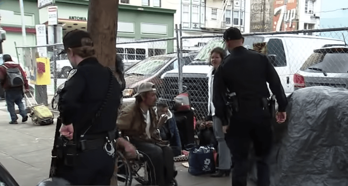 San Francisco leaders want police to start ticketing, arresting people who violate 'health orders'