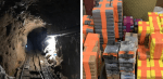 Feds seize nearly $30M in drugs from sophisticated underground tunnel from Tijuana to San Diego