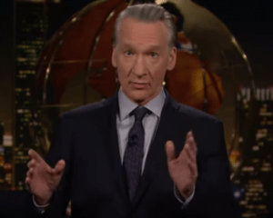 """Bill Maher: The """"bright side"""" of the coronavirus - people will look down on Trump because of it"""