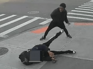 Horrific attack caught on camera: mob swarms and beats 15-year-old girl in Brooklyn