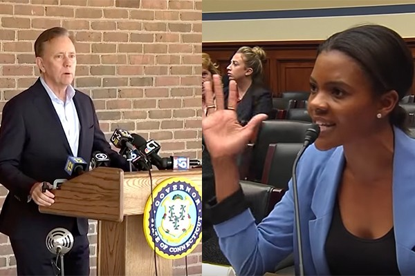 Candace Owens: I just caught the CT governor lying about an infant dying from the coronavirus