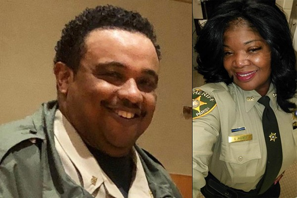 Lt. Garry Duplessis was a 27-year veteran of the department. He died on Tuesday. On April 15, Deputy Vanessa Mackey from the department also died from COVID-19.