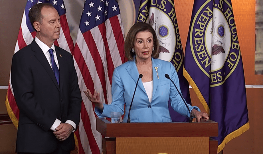 Impeachment leaders Schiff, Pelosi demand 9/11 type commission to investigate coronavirus response