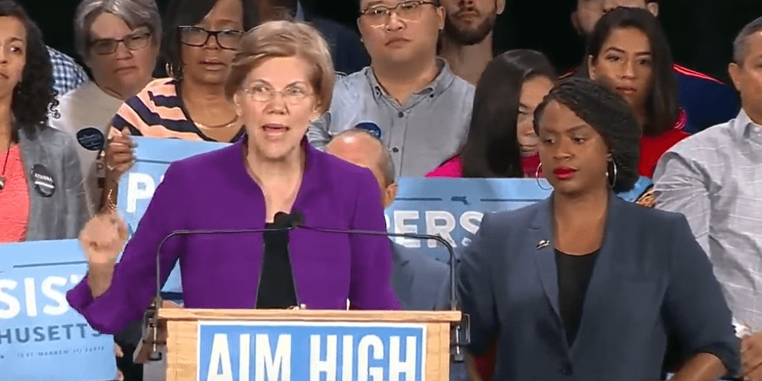 """Warren and """"Squad"""" member insist we need to gather data on pandemic infections by race"""