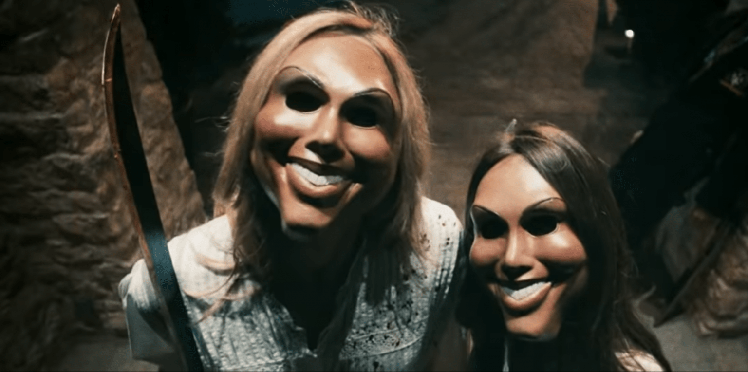 """Police department uses siren from """"The Purge"""" to warn residents of curfew. People have complete meltdown."""