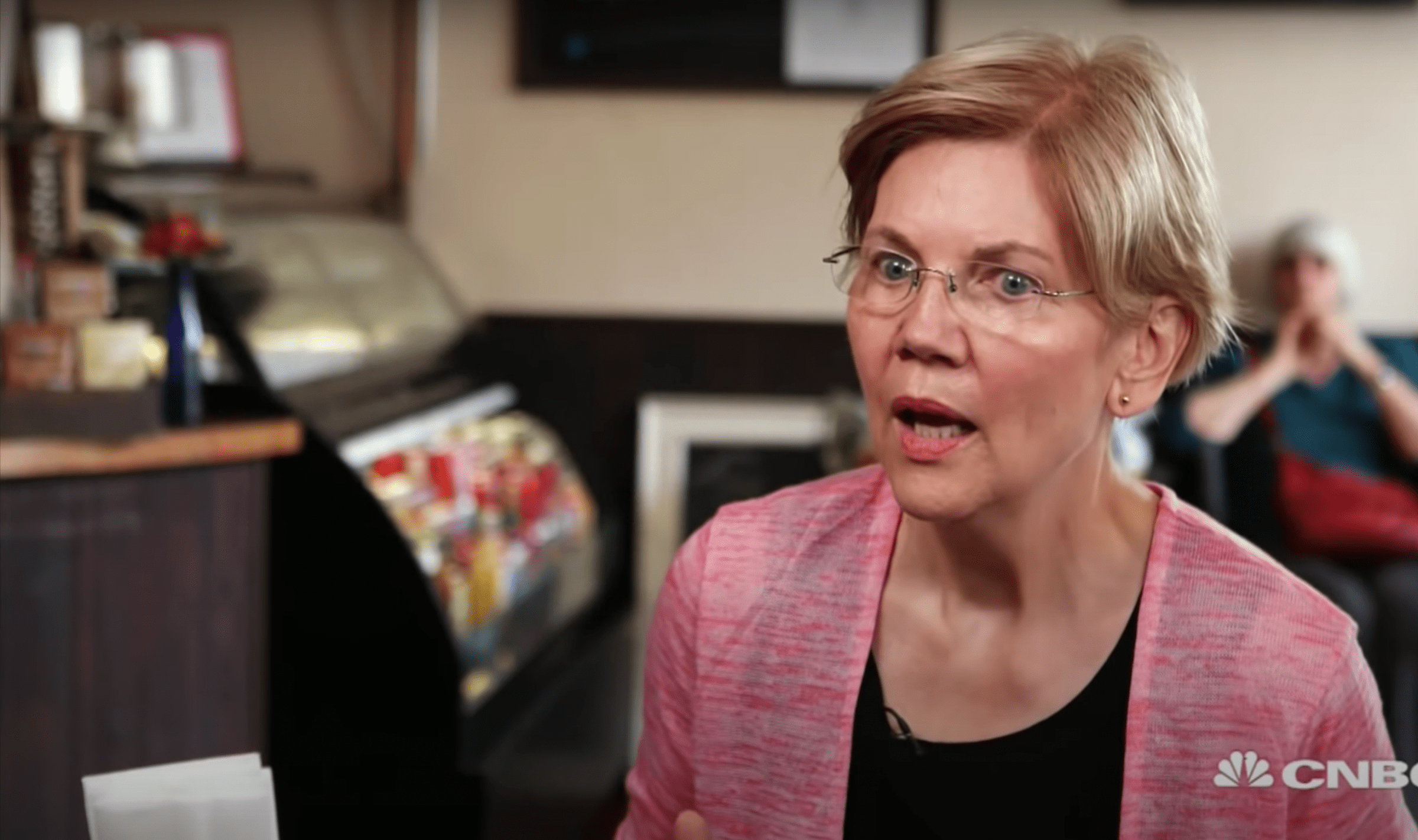 "Elizabeth Warren ready to go after the Supreme Court: We can't let a ""handful of zealots"" control our courts"