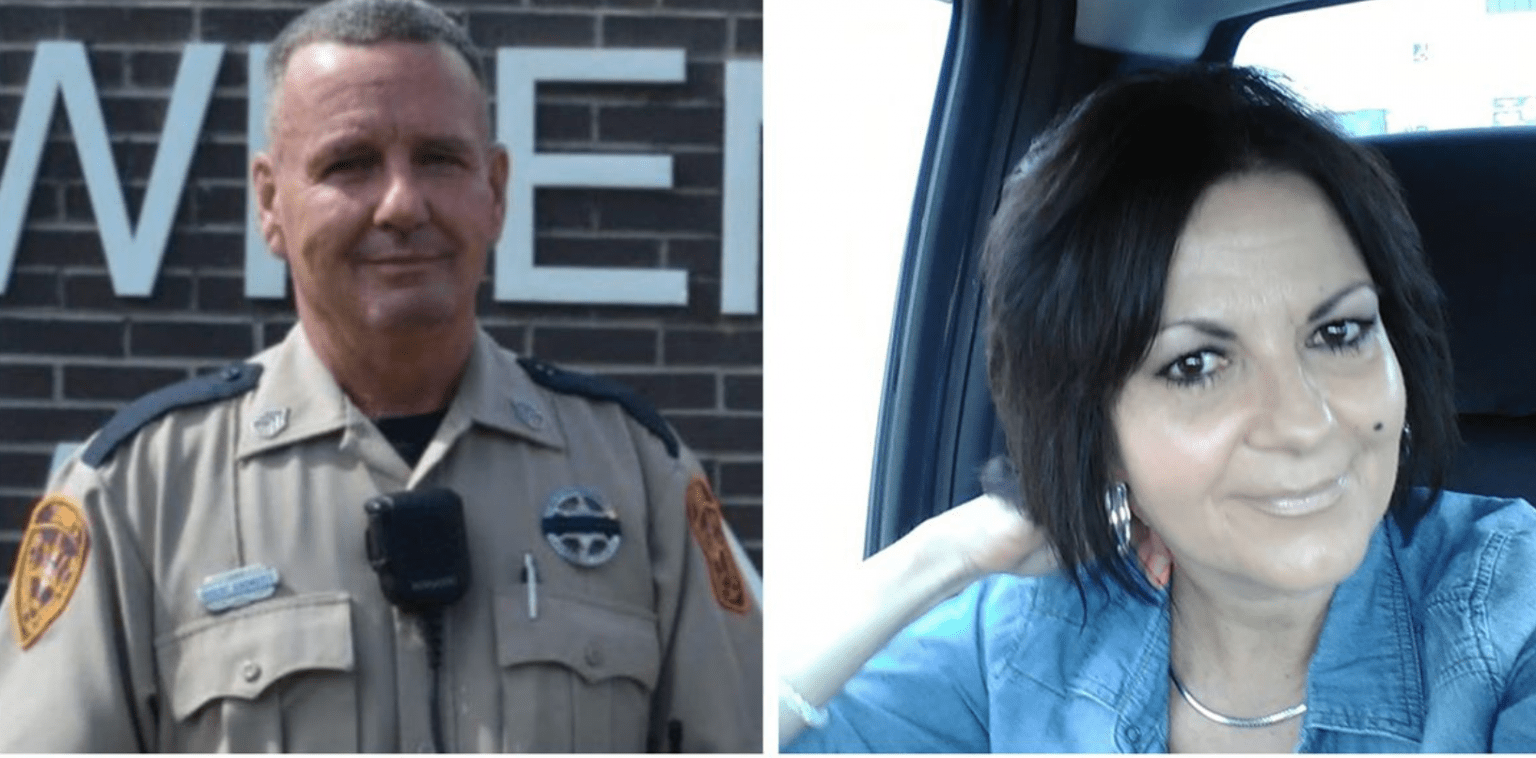 Deputy Robert Ainsworth, and his wife Paula, were among those identified as having been killed during the storm.