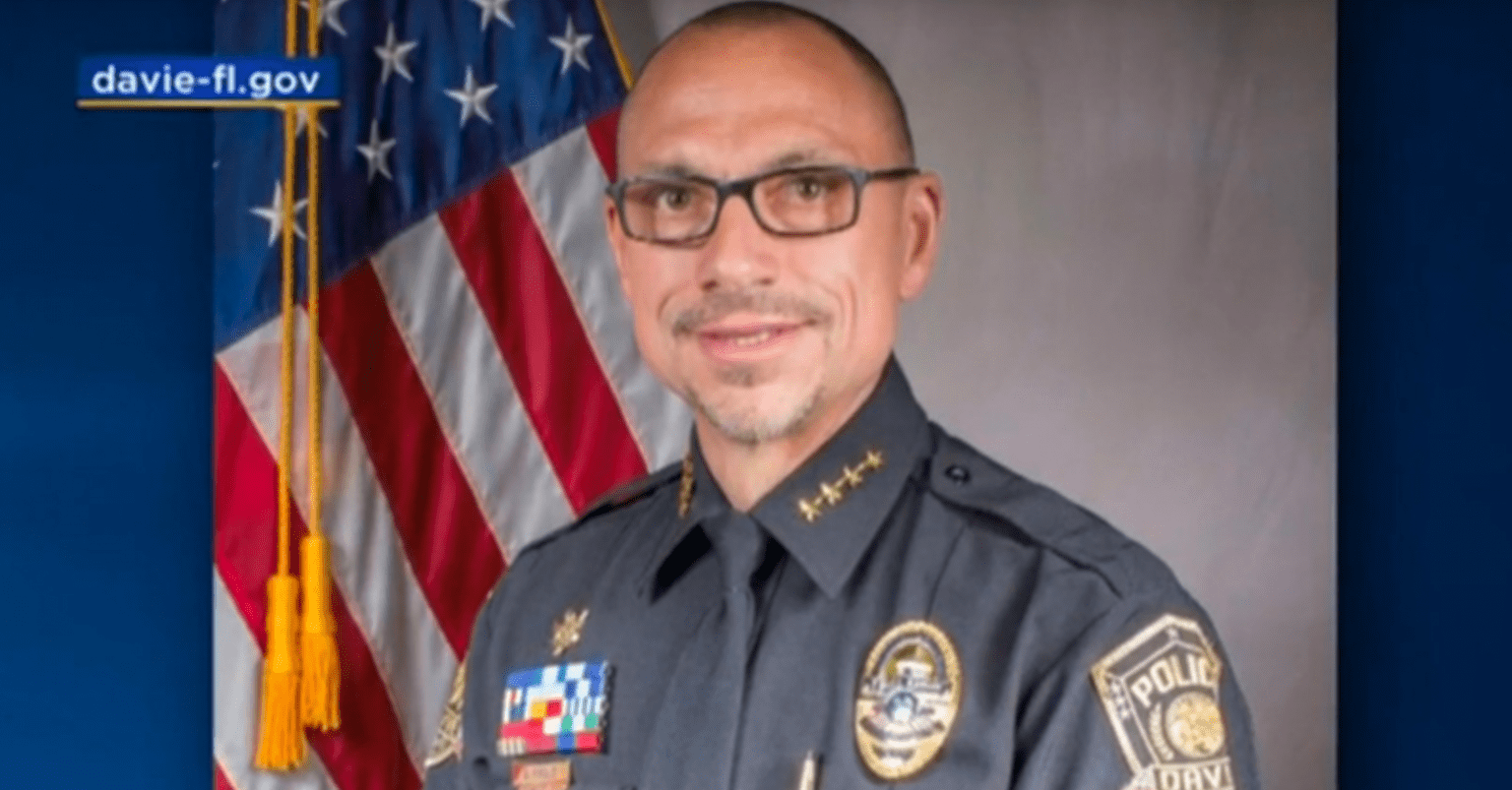 Chief Dale Engle from the DPD is in some hot water after trying to curtail his officer's fears from the pandemic, using some seemingly derogatory methods.