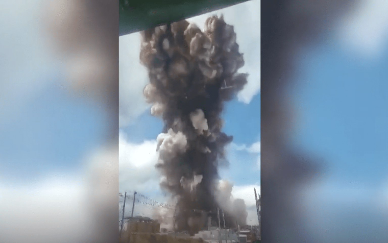 Massive explosion rocks $400 million dollar Maine mill – officials asking for prayers for first responders