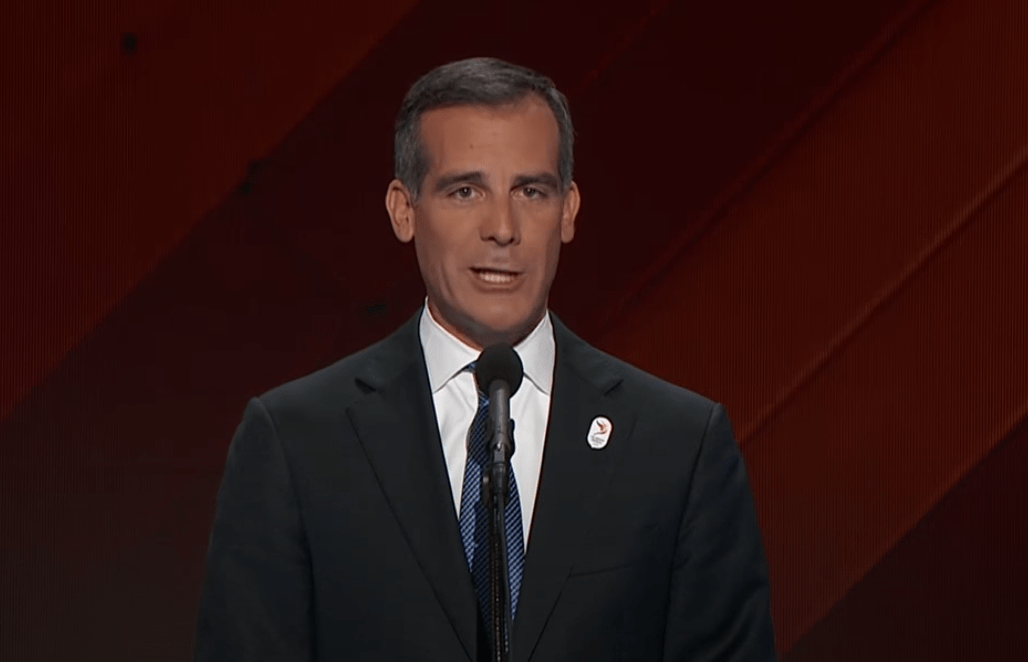 LA Mayor Garcetti accepts $5 million donation from terror sponsor ...