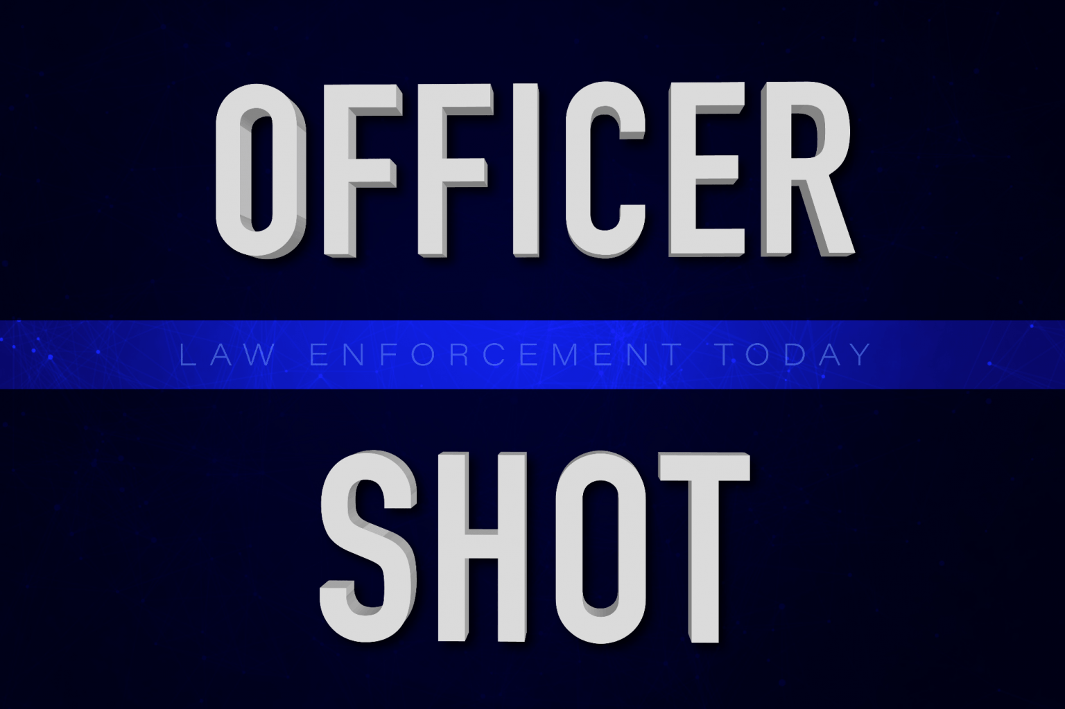 Officer Shot