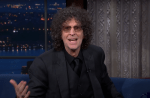 "Howard Stern suggests President Trump and his supporters ""all take disinfectant and all drop dead"""
