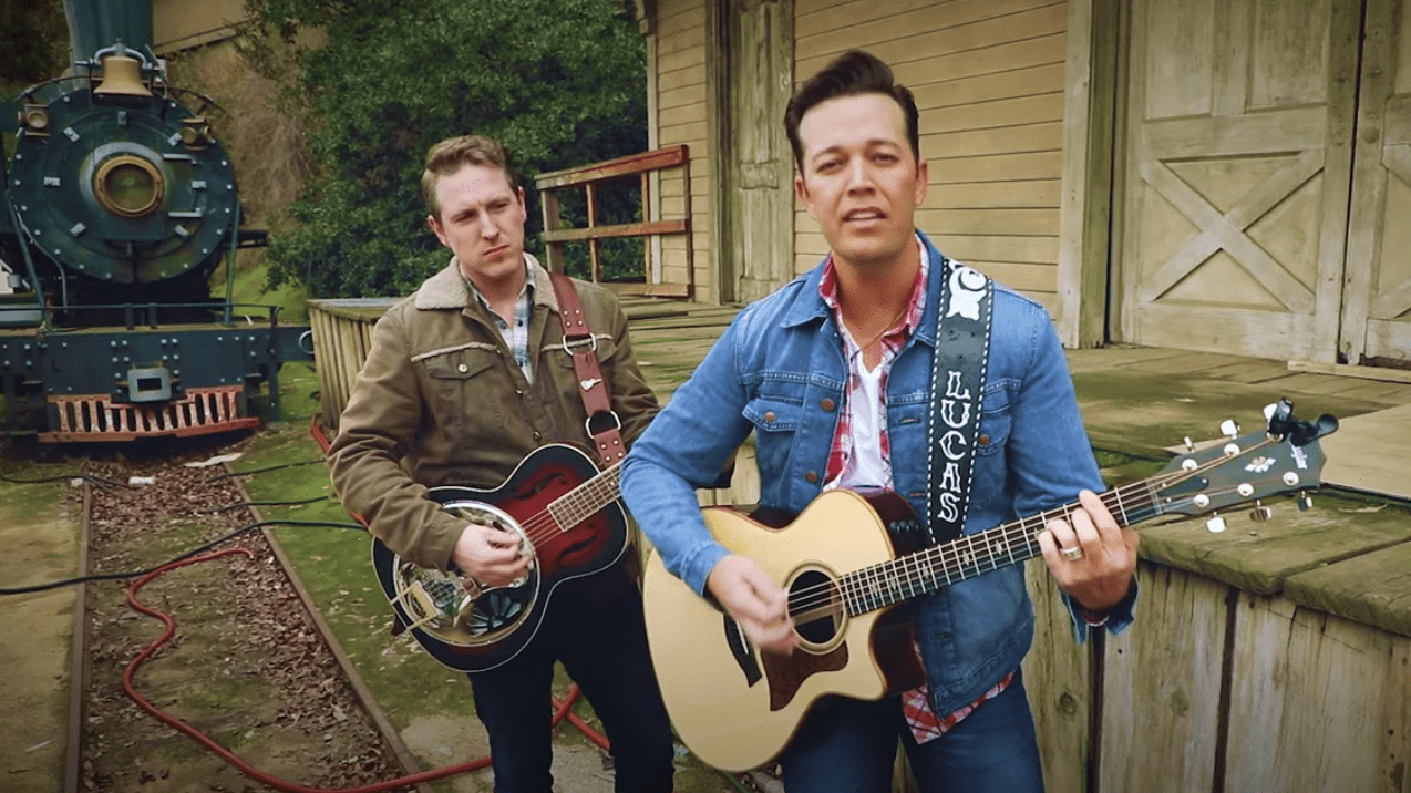 Exclusie interview with Lucas Hoge - Country star and avid military veteran supporter
