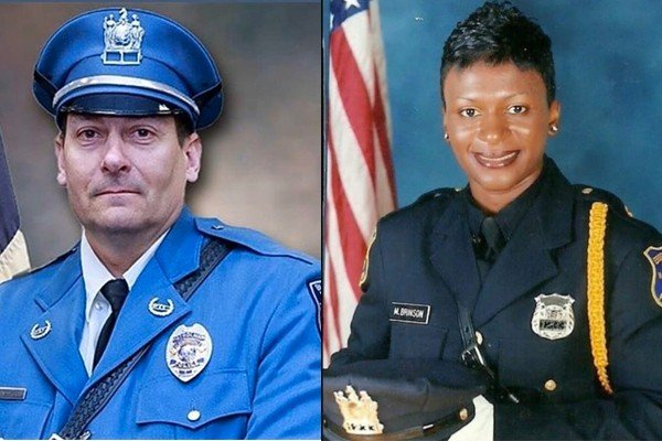 Officers down: Cop, firefighter veteran of 20 years, corrections officer veteran of 19 years both die unexpectedly