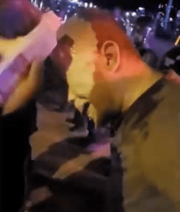 Virginia House of Delegates member riots, gets pepper sprayed, threatens State Police funding