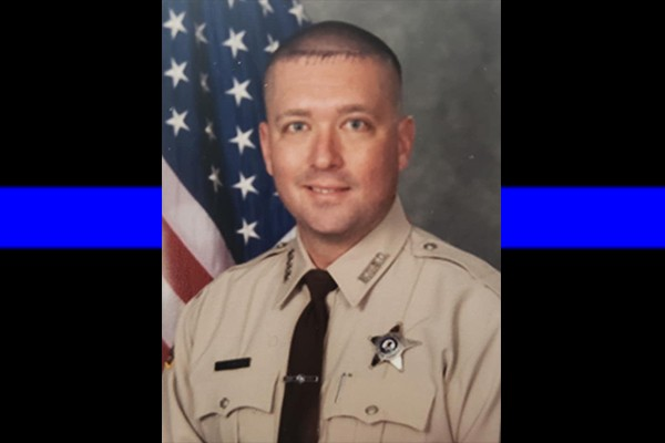 Officer down: Illinois deputy, young father of two, dies of heart attack while working from home