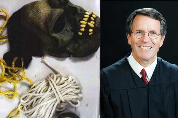 Obama-appointed judge releases felon who was caught with gun, duct tape, rope and mask