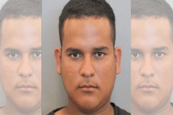 Josue Daniel Claros-Trajedo - Houston Police Department