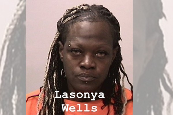 Woman makes bail on armed robbery, gets arrested for armed robbery again weeks later