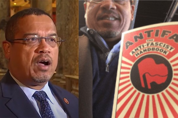 """Minnesota's AG once showed support for Antifa, saying their book """"strikes fear in the heart of Trump"""""""